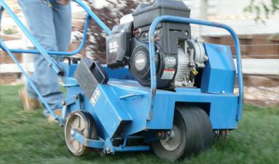 Total turf lawn service milford